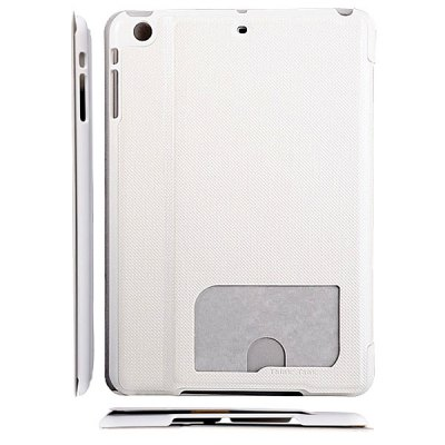 Baseus Cool PU Leather + PC Dormancy Protective Case for iPad Mini 2 Retina with StandiPad Cases/Covers<br>Baseus Cool PU Leather + PC Dormancy Protective Case for iPad Mini 2 Retina with Stand<br><br>For: Tablet<br>Compatible for Apple: iPad Mini 1/2<br>Features: Full Body Cases<br>Material: PU Leather, Plastic<br>Style: Special Design<br>Color: Yellow, Blue, Black, White, Red<br>Product weight : 0.1 kg<br>Package weight : 0.150 kg<br>Product size (L x W x H): 14 x 7 x 2 cm<br>Package size (L x W x H) : 15 x 8 x 3 cm<br>Package Contents: 1 x Case