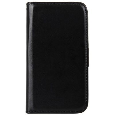ФОТО Artificial Leather and Plastic Flip Wallet Stand and Card Slot Case Cover for Samsung Galaxy S3 i9300