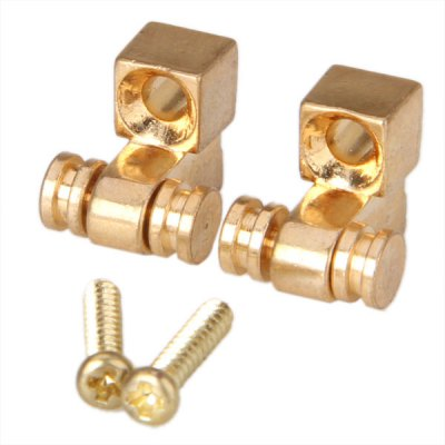 High Quality and Durable Golden Guitar Roller String Retainer
