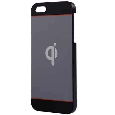 Exquisite QI Wireless Charging Receiver for iPhone 5 5SiPhone Power Bank<br>Exquisite QI Wireless Charging Receiver for iPhone 5 5S<br><br>Compatibility: iPhone 5 / 5S<br>Color: Black, White<br>Input: 5V 1A<br>Wireless transmission distance: 8mm<br>Charging current: 100-200KHZ<br>Charging efficiency: 5V-600mA<br>Product weight : 0.035 kg<br>Package weight : 0.100 kg<br>Product size (L x W x H) : 13 x 6.2 x 1.1 cm<br>Package size (L x W x H) : 18 x 10 x 5 cm<br>Package Contents: 1 x Wireless Charger Receiver