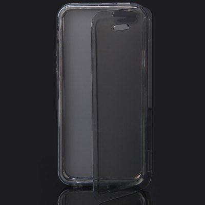 Stylish and High Quality TPU Material Front and Back Cover Case for iPhone 5C