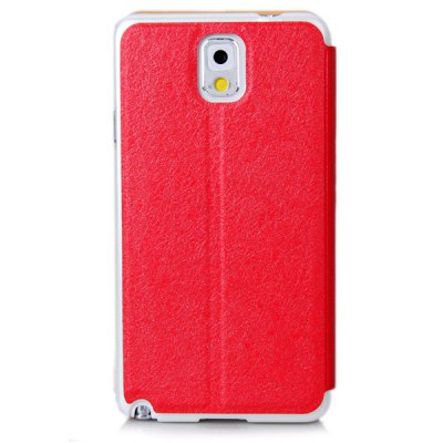 Newtons PU + PC Material Protective Stand Case with Newtons Silk Pattern for Samsung Galaxy Note 3 N9000 / N9002 / N9006 / N9008