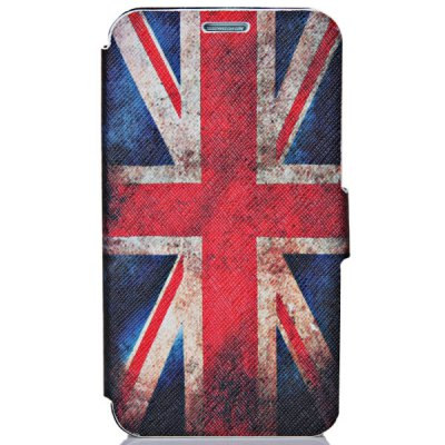Union Jack Style PU Leather with TPU Material Stand Case with Card Holder for Samsung Galaxy Note 3 N9000 , N9005 , N9006