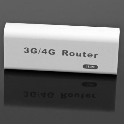M1 Two - in - one Portable Mini 3G Wifi Router/Hotspot/AP/Gateway Speed Up to 150Mbps