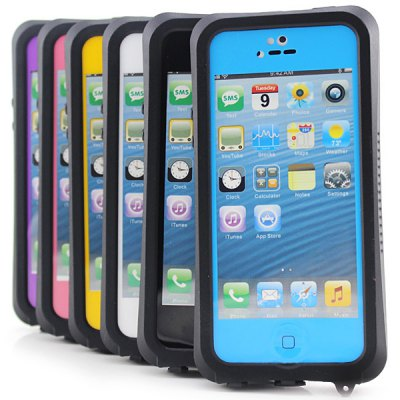 Ipega PG - I5056 Cool Style Protective Waterproof Plastic Case for iPhone 5 / 5C / 5S ( 1PC )