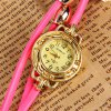 Womage Exquisite Quartz Wrist Watch with Various Cute Decoration Gadget Female Watch deal