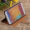 PU + PC Flip Stand Cover Case with Crazy Horse Texture Design for Samsung Galaxy Note 3 N9000 / N9005 / N9006 deal