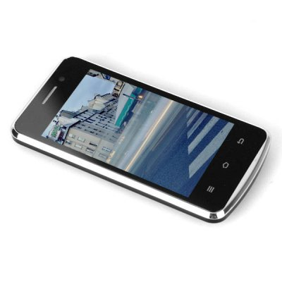 4 inch A7562 Android 2.3 Smartphone MTK6515 1GHz WVGA Screen Analog TV Dual Cameras WiFi