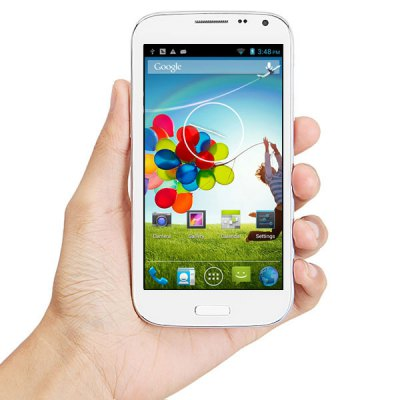 Guophone I9500L 5 inch  Android 4.2 3G Phablet MTK6582 Quad Core 1.3GHz IPS Screen 8MP CameraCell phones<br>Guophone I9500L 5 inch  Android 4.2 3G Phablet MTK6582 Quad Core 1.3GHz IPS Screen 8MP Camera<br><br>Brand: Guophone<br>Type: Phablet<br>OS: Android 4.2<br>CPU: MTK6582<br>Cores: Quad Core, 1.3GHz, Cortex-A7<br>GPU: Mali-400 MP<br>RAM: 1GB RAM<br>ROM: 4GB<br>External memory: TF card up to 32GB (not included)<br>WiFi: 802.11b/g/n wireless internet<br>Network type: GSM+WCDMA<br>Frequency: GSM 850/900/1800/1900MHz WCDMA 850/2100MHz<br>Support 3G : Yes<br>GPS: Yes<br>Bluetooth: Yes<br>Screen type: Capacitive (2-Points)<br>Screen size: 5.0 inch<br>IPS: Yes<br>Screen resolution: 854 x 480 (WVGA)<br>Camera type: Dual cameras (one front one back)<br>Back camera: 8.0MP, with flash light and AF<br>Front camera: 1.9MP<br>Video recording: Yes<br>SIM Card Slot: Dual SIM<br>TF Card Slot: Yes<br>Micro USB Slot: Yes<br>Audio Out Port : Yes (3.5mm audio out port)<br>Microphone: Supported<br>Speaker: Supported<br>Picture format: JPEG, GIF, BMP, PNG<br>Music format: AAC, AMR, MP3, MP2, WAV<br>Video format: AVI, MP4, 3GP<br>MS Office format: Word, Excel, PPT<br>E-book format: TXT<br>Live wallpaper support: Yes<br>Games: Android APK, Java games<br>Language: French, Spanish, Russian, German, Italian, English, Portuguese<br>Notice : If you need any specific language other than English and you must leave us a message when you checkout<br>Additional Features: MP4, Bluetooth, People, Calendar, GPS, 3G, Alarm, Browser, Wi-Fi, Sound Recorder, E-book, Video Call, MMS, MP3, Calculator, FM, WAP<br>Cell Phone: 1<br>Screen Protector: 1<br>Battery: 2 x 2800mAh<br>Power Adapter: 1<br>USB Cable: 1<br>Earphones: 1<br>Leather Case : 1<br>User Manual: 1<br>Product size: 142 x 73 x 9 mm<br>Package size: 163 x 91 x 54 mm<br>Product weight: 140 g<br>Package weight: 0.6 kg