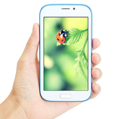 BML S4 Android 2.3 5.0 inch WVGA SP6820A 1GHz Phablet Dual SIM Dual Cameras WiFi Bluetooth