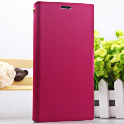 ФОТО Stand Function Style PU Leather and Plastic Material Cover Case with Card Holder for Nokia Lumia 1520