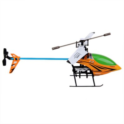 Syma F3 2.4GHz Single Rotor 4CH GYRO System RC Helicopter with LCD Transmitter