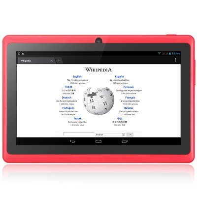 Android 4.2 IPPO Q8H All Winner A23 Dual Core 1.5GHz with 7 inch WVGA Screen 4GB ROM