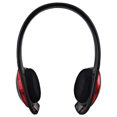 ФОТО BH-503 Wireless Sport Neckband Earphone High Definition FM/External Memory Supported Motion Stereo Back-Headphone Headset for iPhone/iPad/Samsung/HTC/MP3/Mp4/etc