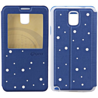 UFO PU + TPU Case for Samsung Galaxy Note 3 N9000 / N9002 / N9006 / N9008
