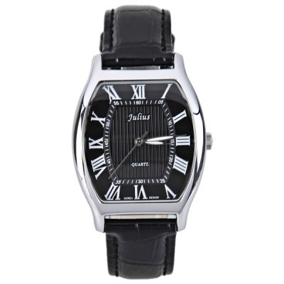 julius-quartz-watch-with-12-roman-numbers-hour-marks-real-leather-watchband-for-men