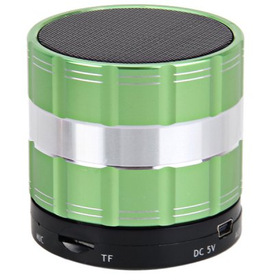Гаджет   S26 Special Pattern Mobile Bluetooth Speaker Stereo Speaker with Bluetooth Hands - free Call Function Speakers