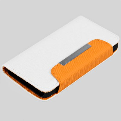 Фотография Brand New Artificial Leather and Plastic Stand Case with Card Holder for Blackberry Z10