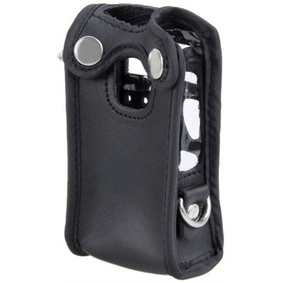 Artificial Leather Protection Cover Case for Baofeng UV-5R Series Two Way Radio Walkie-Talkie
