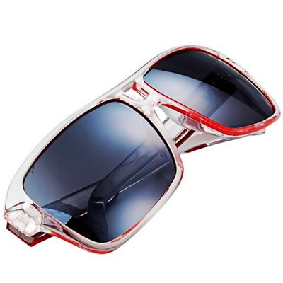 Fashion All-match Gray Lens UV Protection Gorgeous All-match SunglassesCycling<br>Fashion All-match Gray Lens UV Protection Gorgeous All-match Sunglasses<br><br>Type: Sunglasses<br>For: Outdoor activities<br>Functions: UV protection; Charming and comfortable<br>Gender: Male, Female<br>Lens color: Gray<br>Frame color: Red<br>Lens width: 5.9 cm<br>Lens height: 4.8 cm<br>Nose bridge width: 1.4 cm<br>Glasses width: 13.3 cm<br>Earstems length: 14.5 cm<br>Frame material: TR90<br>Lens material : High qulity PC<br>Product weight   : 23 g<br>Package weight   : 0.09 kg<br>Product size (L x W x H)   : 14.5 x 5.2 x 3.5 cm<br>Package size (L x W x H)  : 16 x 7 x 5 cm<br>Package contents: 1 x Sunglasses