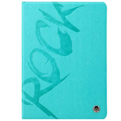 Rock Image Series PU Leather Case for iPad Air