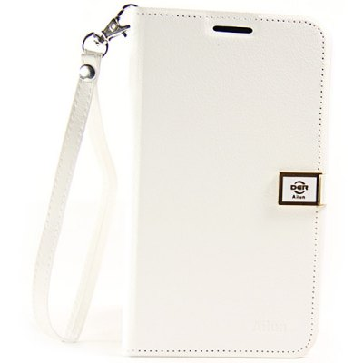 Hello Deere Ailun Series PU Leather + TPU Cover Case for Samsung Galaxy Note 2 N7100 with Card Holder