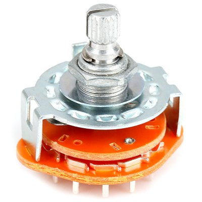 High Quality Rotary Switch for 4 Way Guitar Custom Wiring Guitar Parts
