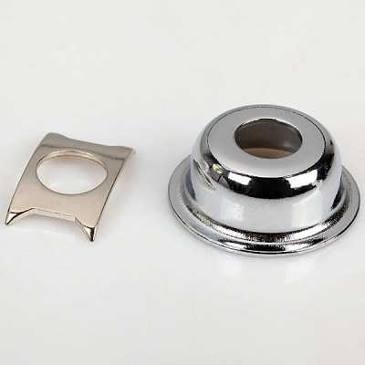 JQ-21 High Quality Jack Cup and Mounting Clip for TL Guitar