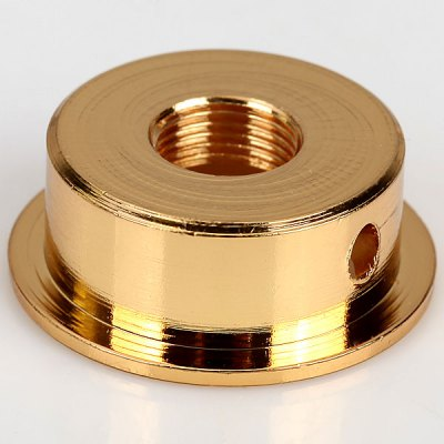 JQ-18 High Quality Input Jack Cup for Electric Guitar - Golden