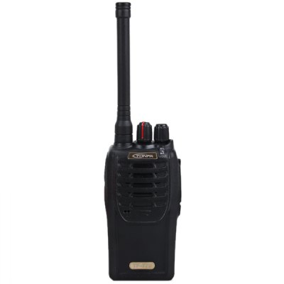 TF-779 Professional 8W 16 Channels UHF 400-470MHz Transceiver Two-way Radio DQT VOX Function Walkie Talkie