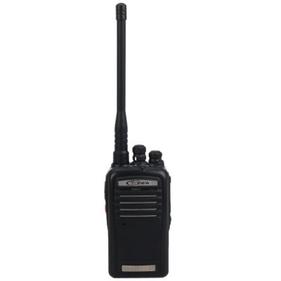 TF-668 Professional 7W 16 Channels UHF 400-470MHz Transceiver Two-way Radio DQT VOX Function Walkie Talkie