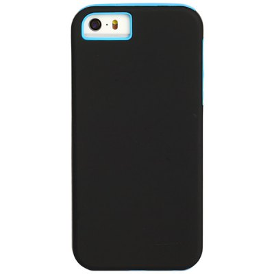 2 in 1 Cool Style Detachable Plastic and Silicone Hybrid Shell Case for iPhone 5 / 5S