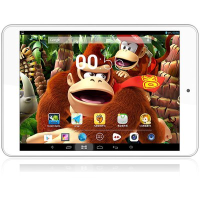 Soulycin S79 7.85 inch Android 4.2 Tablet PC All Winner A31s Quad Core 1.2GHz XGA IPS Retina Screen 16GB ROM (Silver)