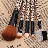5PCS Professional and Practical Soft Cosmetic Face Brush Powder Brush Sets for sale
