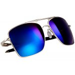 cheap Valentine Stylish Sunglasses with Polarized Lens and Comfortable High-nickel Alloy Frame