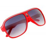 cheap Charming and Cool UV Protection Gray Lens Sunglasses with Ergonomics Design
