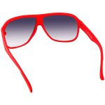 Charming and Cool UV Protection Gray Lens Sunglasses with Ergonomics Design deal