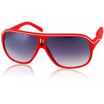 Charming and Cool UV Protection Gray Lens Sunglasses with Ergonomics Design
