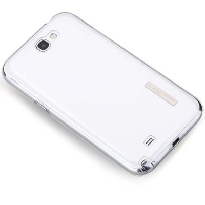 ФОТО Rock Shell Series PC Protective Back Case for Samsung Galaxy Note 2 N7100