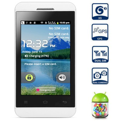 BML Z10 mini Android 4.2 Smartphone