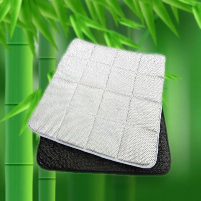 Healthy Bamboo Charcoal Cushion Stimulate Blood Circulation for Car/Office/Home (Randon Color)