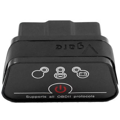 All OBD - II Protocols Supported Mini iCar2 Bluetooth OBD - II Code Diagnostic Tool with Driver CD for Car Auto