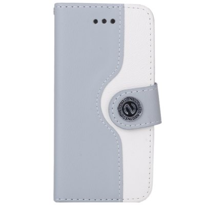 Гаджет   Durable and Fashionable PU + PC Protective Fastener Case for iPhone 5 / 5S