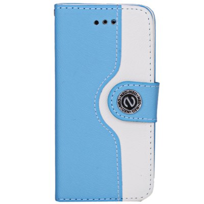 Гаджет   Durable and Fashionable PU + PC Protective Fastener Case for iPhone 5 / 5S iPhone Cases/Covers