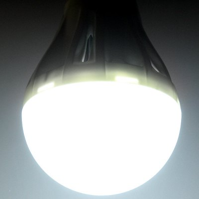 E27 7W 30 x 2835 SMD LED AC85 - 265V 560lm Ball Bulb