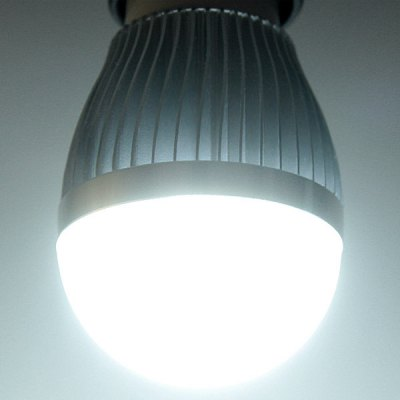 E27 6 x 5730 SMD LED AC85 - 265V 3W 300lm Ball Bulb