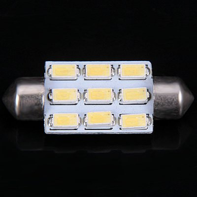 Double Pointed 4W 9 x 5730 SMD LED DC12V Reading Light