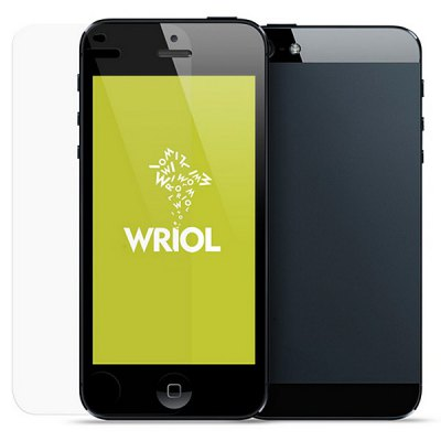 Wriol M Series Frosted Screen Protector for iPhone 5 / 5S