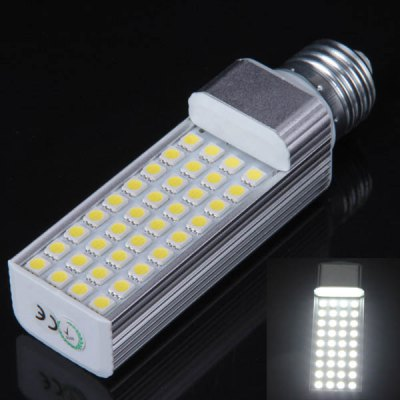 E27 36Pcs 5050 SMD LED AC85 - 265V 6000 - 6500K White Corn Lamp