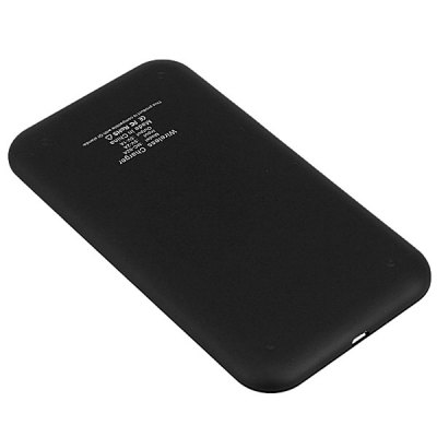 DLD-02A Ultrathin Qi Wireless Power Charger Charging Pad